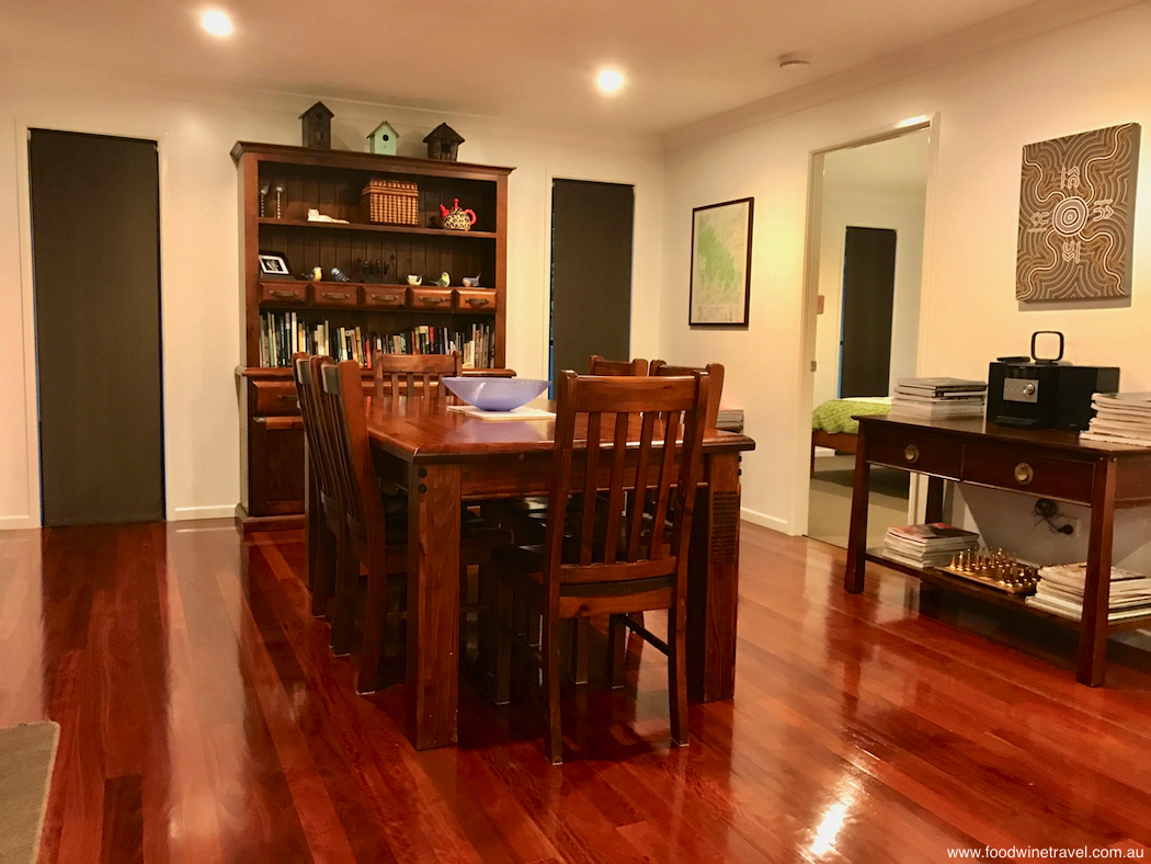 Bunya Mountains Birdsong Dining Room