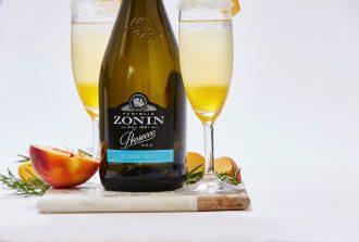 Peach Cocktail Zonin Prosecco