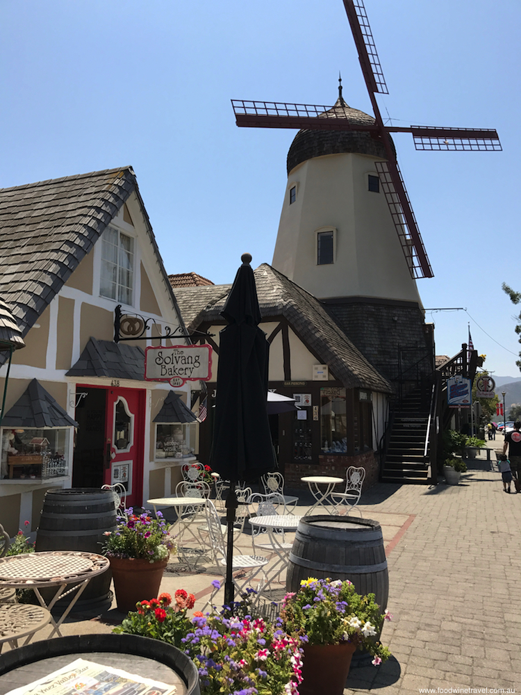 Solvang Bakery and Windmill