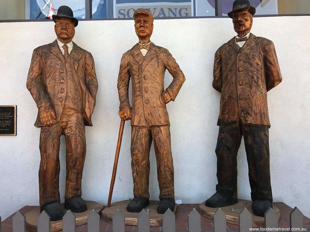 Solvang Founding Fathers