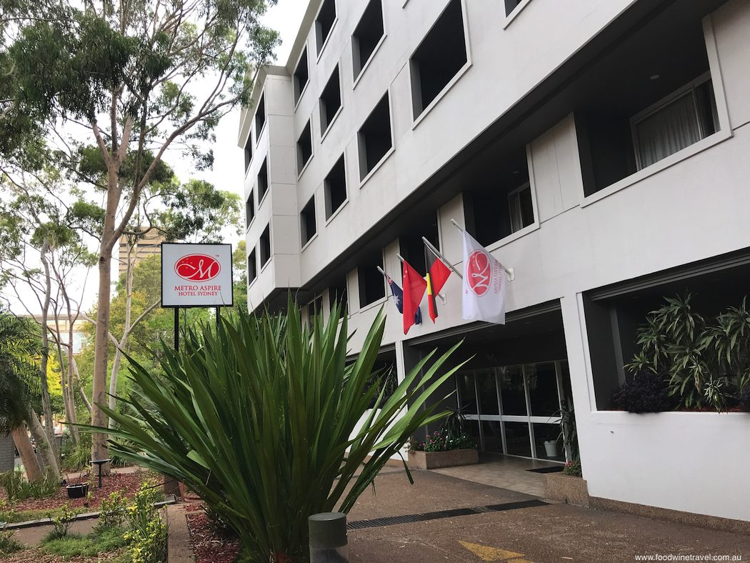 Metro Aspire Hotel Sydney, affordable quiet and centrally located.