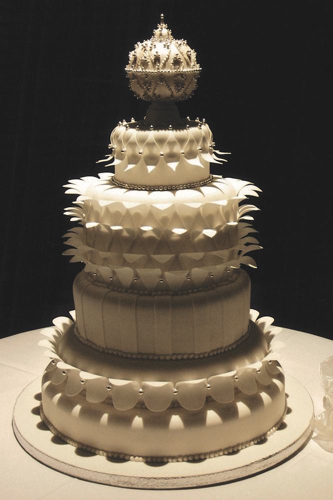 Greg Cleary Wedding Cake