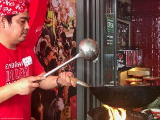 P'Nut Street Noodles, Sydney and Brisbane