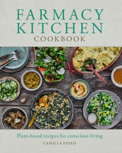 Farmacy Kitchen Cookbook Sweet Potato Mushroom Curry Camilla Fayed Philosophers Sauce