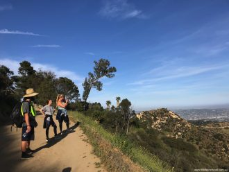 West Hollywood Sunset Hike