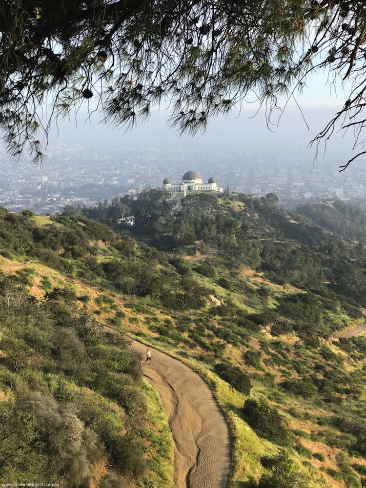 West Hollywood Sunset Hike Griffith Observatory