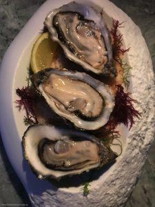 The Murray Hotel Hong Kong Gillardeau Oysters
