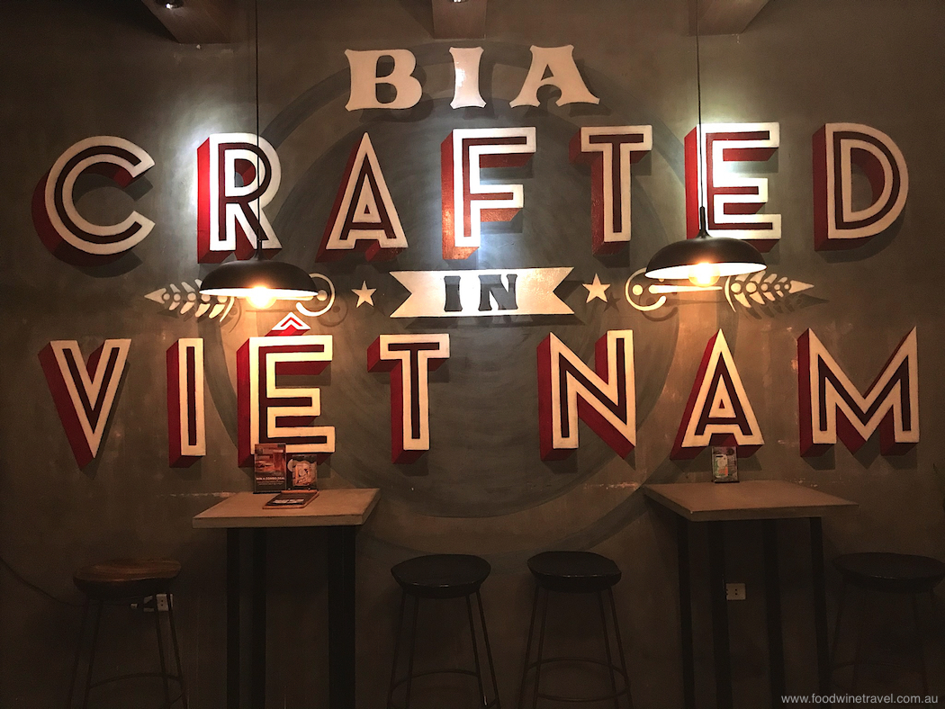 Bia Crafted In Vietnam