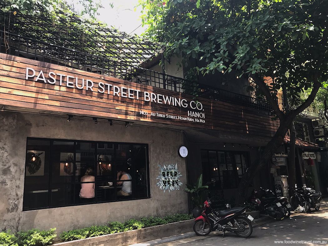 Pasteur Street Brewing Company craft beer in Vietnam