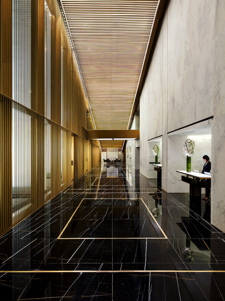 The Murray Hotel Hong Kong Lobby