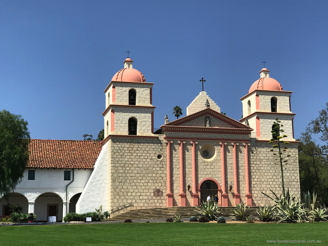 Old Mission Santa Barbara: Queen of the Missions.