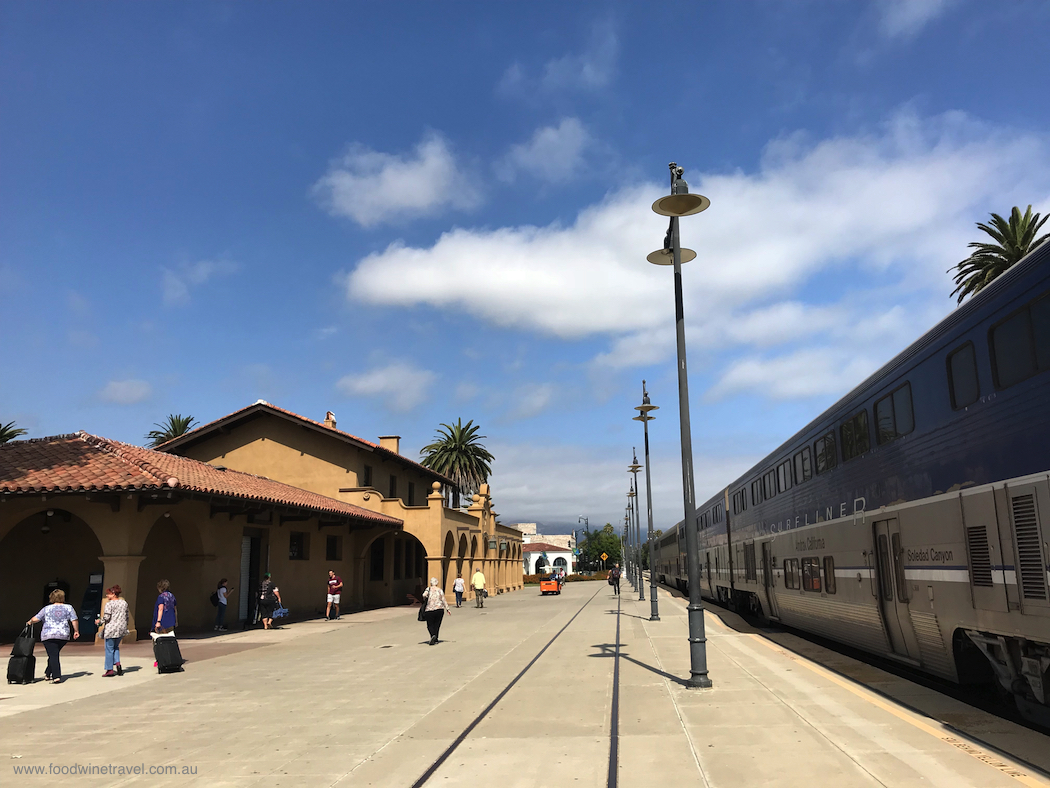 Santa Barbara Railway Station