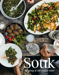 Souk: Feasting at the Mezze Table, by Nadia Zerouali and Tol Merijn.