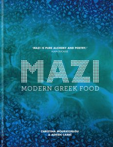 Grandmama's Meatballs With Handmade Crisps, from Mazi: Modern Greek Food, by Christina Mouratoglou and Adrien Carre.