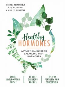 Chicken and Haloumi with Green Salad, from Healthy Hormones: A Practical Guide To Balancing Your Hormones.
