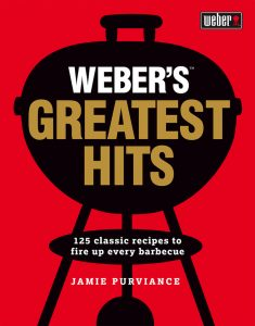 Weber's Greatest Hits, by Jamie Purviance.