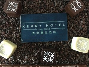 The Kerry Hotel Hong Kong Chocolates