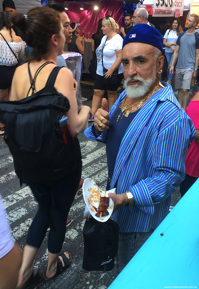 San Gennaro Feast, New York