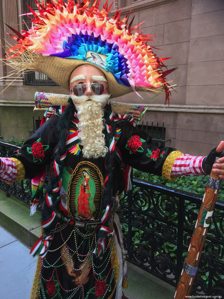 Mexican Idependence Day celebrations, New York City