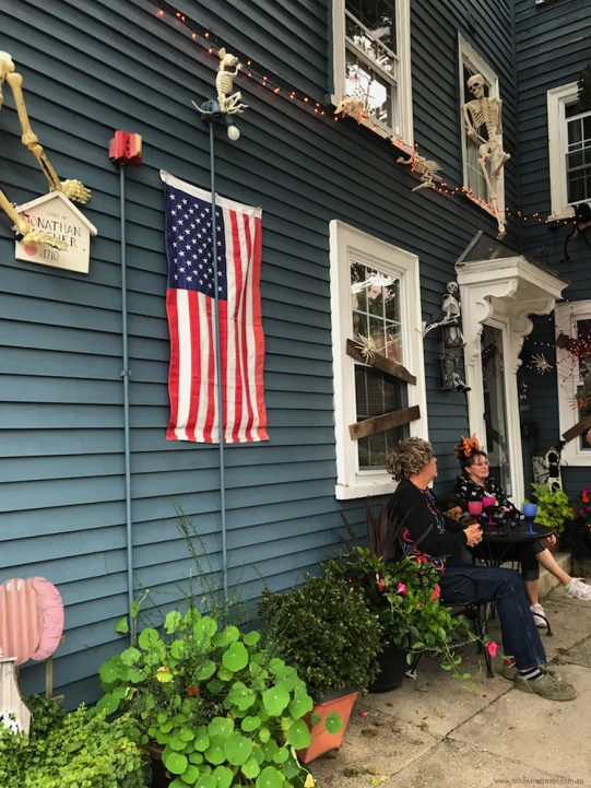 Top Travel Experiences 2018 Salem Massachusetts Halloween