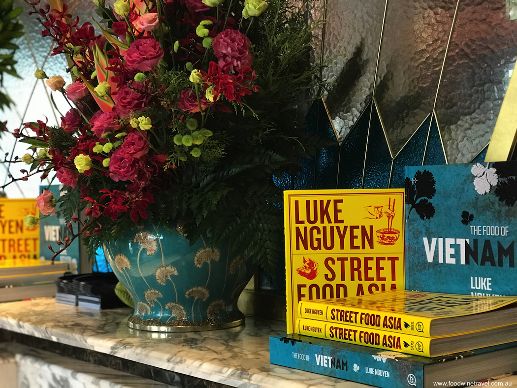 Luke Nguyen Vietnam House Saigon Cookbooks