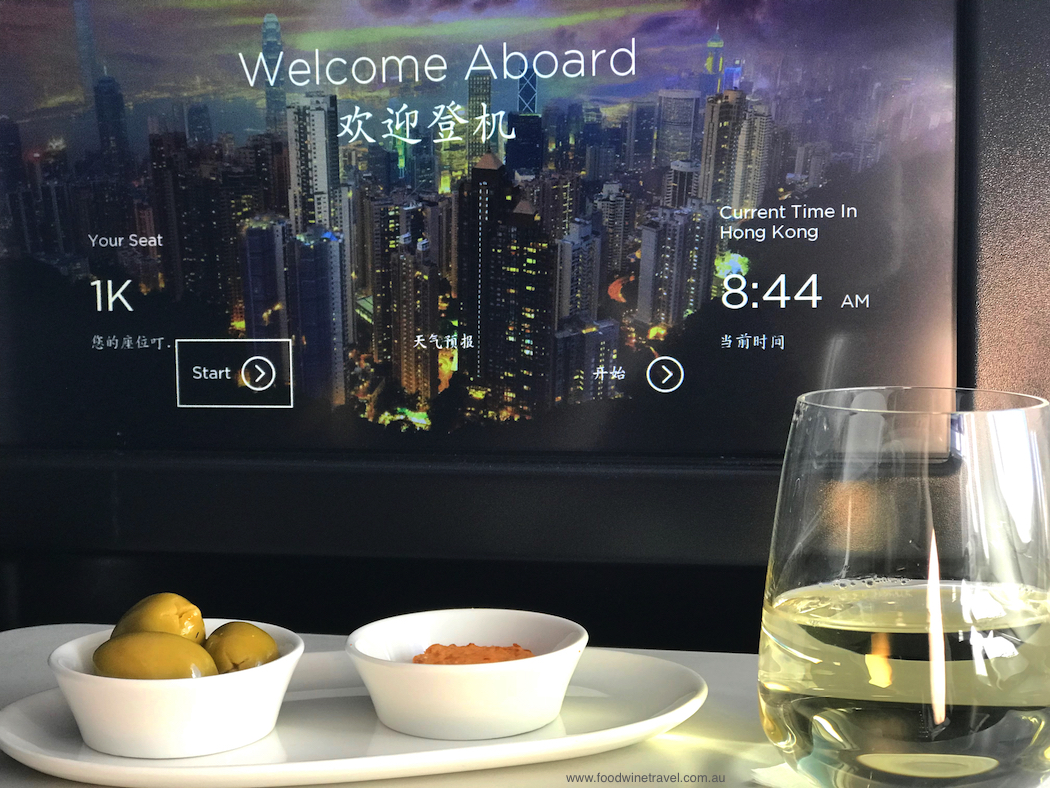 Top Food & Wine Experiences in 2018 Virgin Flight Sydney To Hong Kong