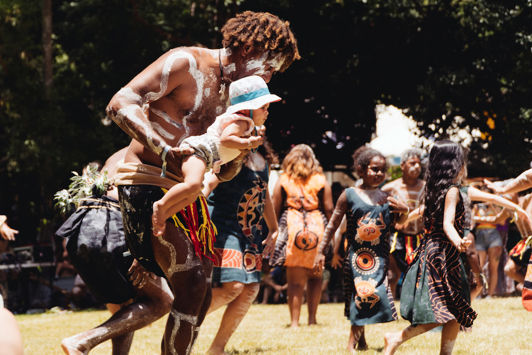 Woodford Folk Festival 2018 Aboriginal Dance