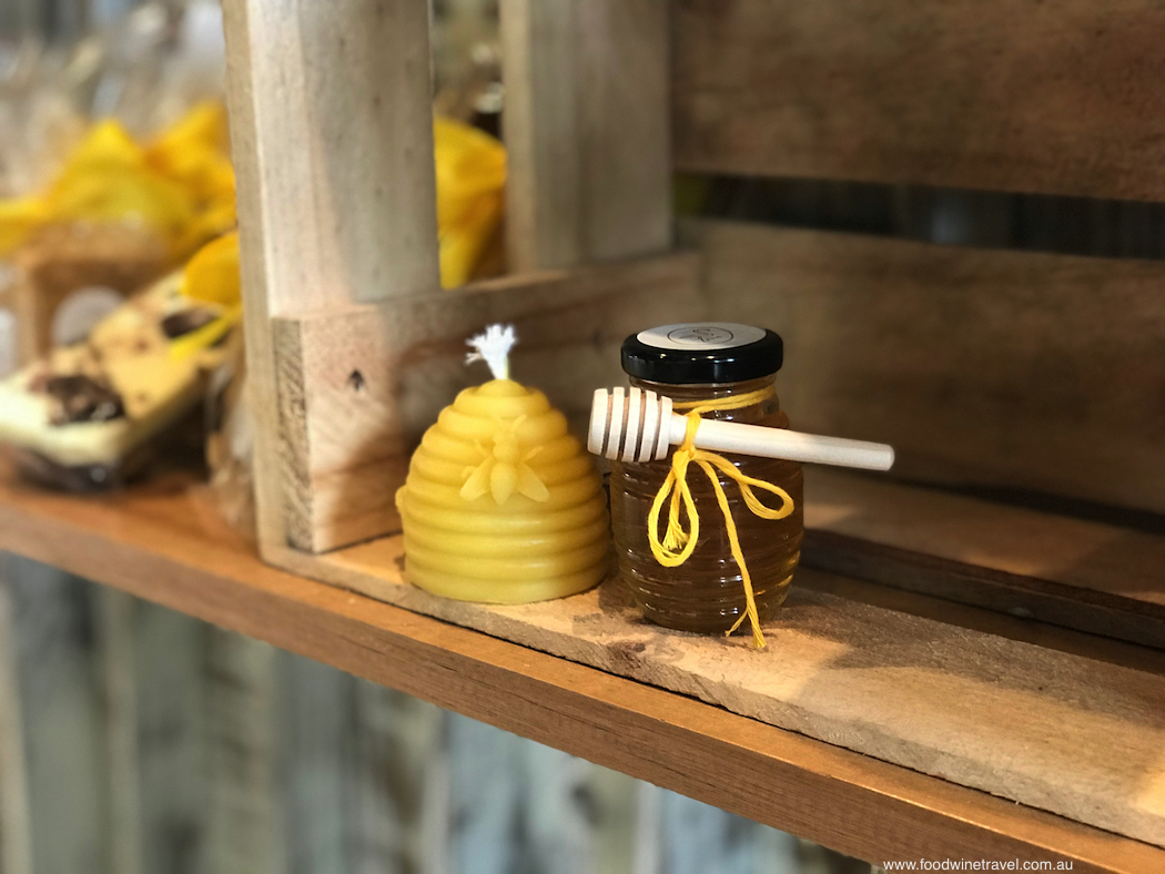 Voco Gold Coast honey from beehives on roof