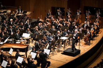 The Sydney Symphony and Jazz at Lincoln Center Orchestra 4_ Sydney Symphony Orchestra and Jazz at Lincoln Center Orchestra_Credit Tim Skinner