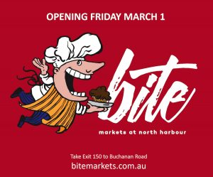 Bite Markets at North Harbour