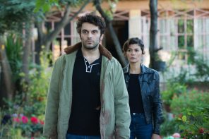 French Film Festival The Trouble With You Pio Marmai and Audrey Tautou