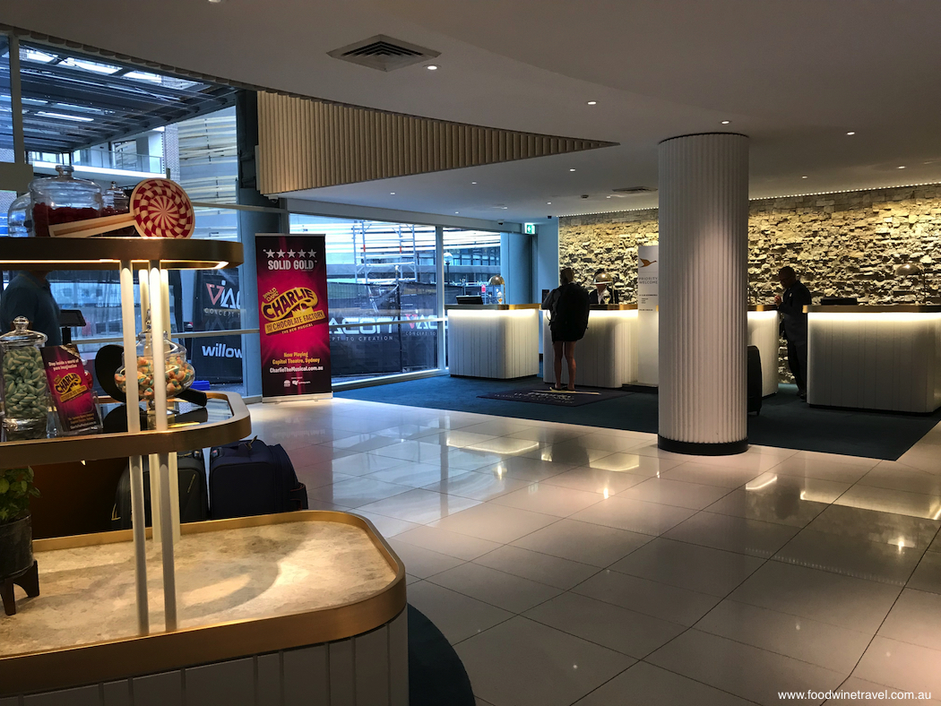 Novotel Square Darling Harbour is in a great location for getting around Sydney