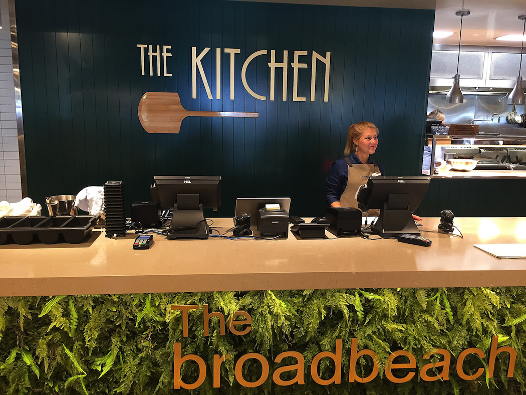 The Broadbeach The Kitchen