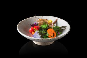 The artful dishes of Japanese chef Zaiyu Hasegawa, of Den restaurant Tokyo