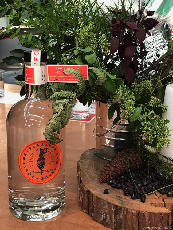 Noosa Food and Wine Festival Fortune Gin