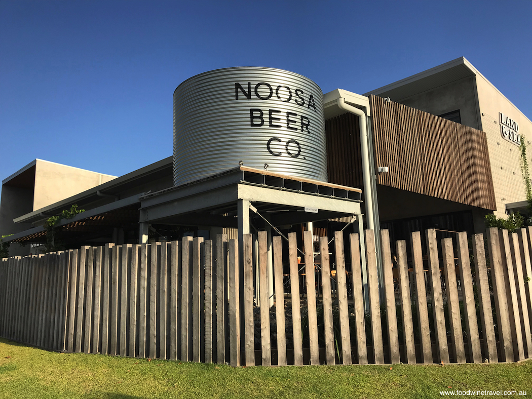 Noosa Food and Wine Festival Land and Sea Brewery