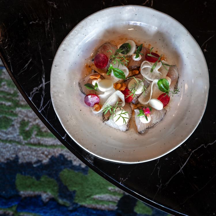 Kingfish Sashimi-imp