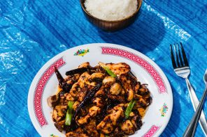 Bangkok Local, Deep-Fried Chicken With Cashew Nuts
