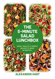 5 Minute Salad Lunchbox