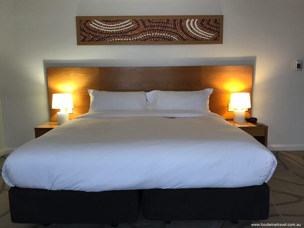 Sofitel Noosa Pacific Resort king size bed