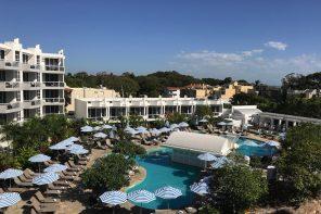 Sofitel Noosa Pacific Resort swimming pool