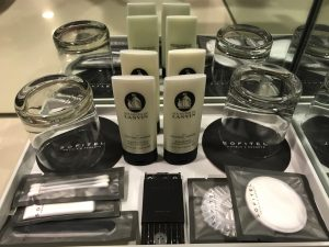Sofitel Noosa Pacific Resort toiletries