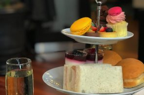 Hotel Kurrajong Canberra High Tea