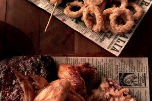 Tamborine Mountain Hickory Restaurant Seafood Shovel
