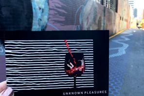 Unknown Pleasures Wandering Cooks Brisbane