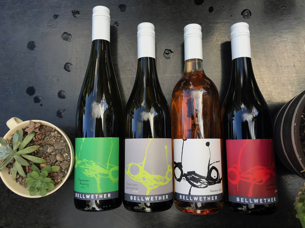 Wandering Cooks Bellwether Wines