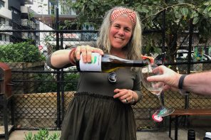 Wandering Cooks Sue Bell of Bellwether Wines