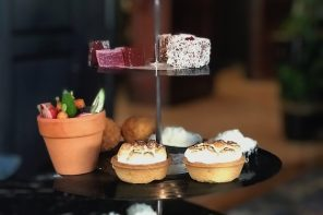Inchcolm Rock 'n Roll High Tea Three Tiers