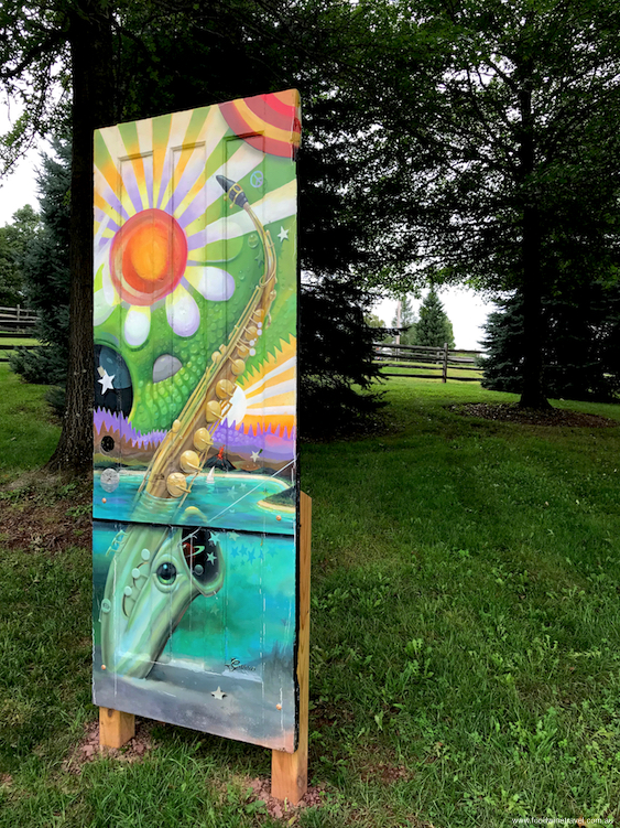 Woodstock 50 Years, Remembering Woodstock, Woodstock Museum at Bethel Woods.