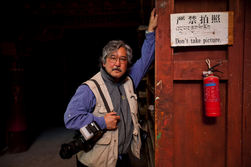 National Geographic photographer Michael Yamashita will be a special guest on Explorer Dream.